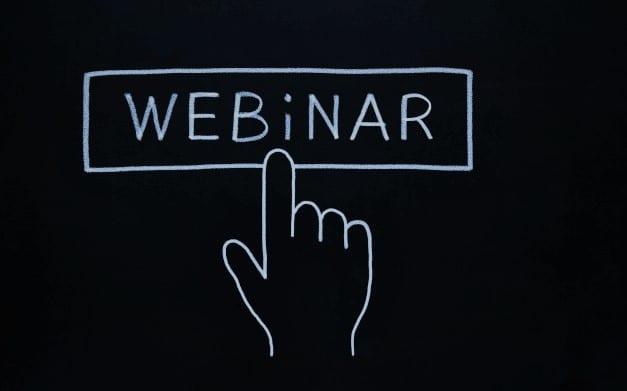 Wecademy tilrettelægger og afholder webinarer til medlemsorganisationer